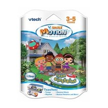 Vtech V.Smile Little Einsteins- Malí Einsteinové