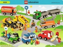 Lego Education 9333 Vozítka