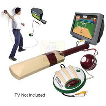 Tv Cricket (podobné Wii Sports Resort)